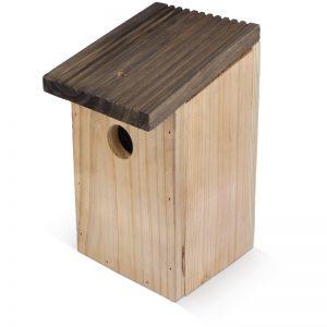 Garden & Balcony Rustic birdhouse – nesting box