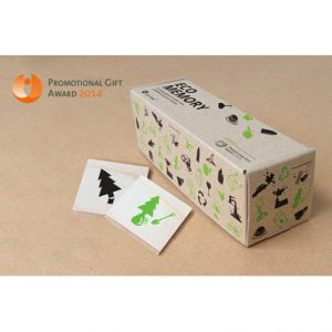 All products Eco memory card game