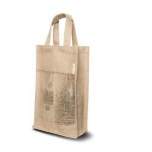 All products Jute wine bag