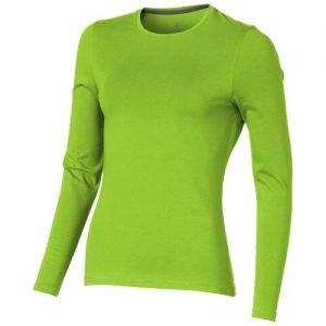 All products Ponoka long sleeve women's organic t-shirt