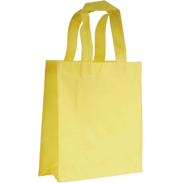Netkano blago Manjša nakupovalna vrečka – netkano blago