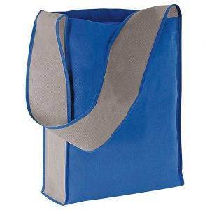 All products Two-color shoulder bag – non woven fabric