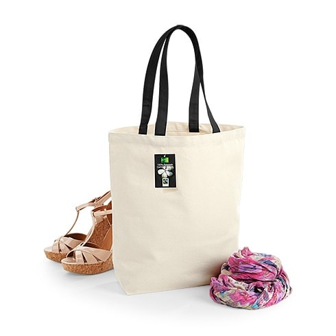 Platno Moderna nakupovalna vrečka