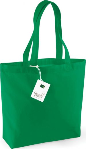 Organic Cotton Organic cotton shopping bag
