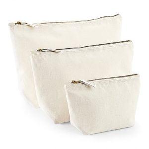 Kozmetične torbice Kozmetična torbica z razširjenim dnom – tri velikosti