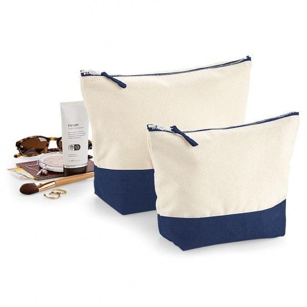Kozmetične torbice Dvobarvna kozmetična torbica