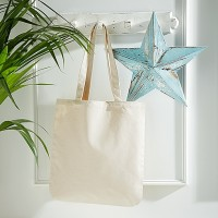 Canvas Canvas shopping tote bag