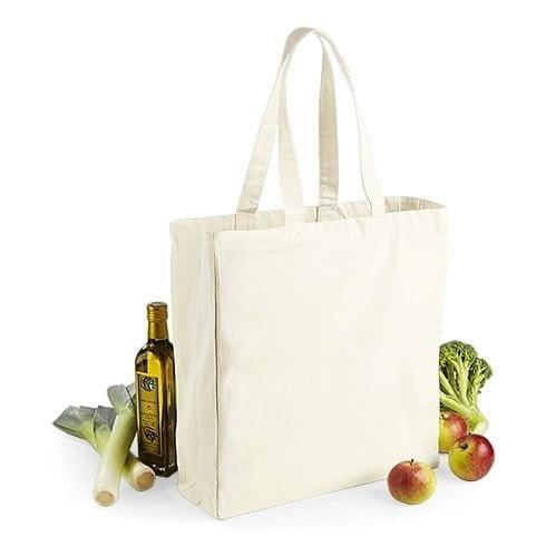 Cotton Maxi shopping bag