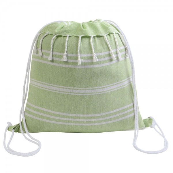 All products Backpack with stripes