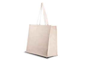 All products Bag made from jute and cotton – Violet
