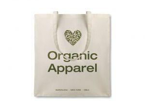 Organic Cotton Shopping bag in organic cotto