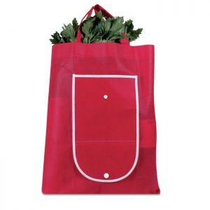 Netkano blago Zložljiva vrečka iz netkanega blaga