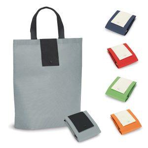 Netkano blago Dvobarvna zložljiva vrečka