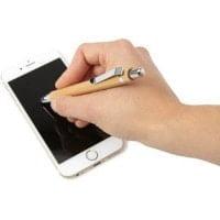 Ekoman Bambus pisalo – touch funkcija