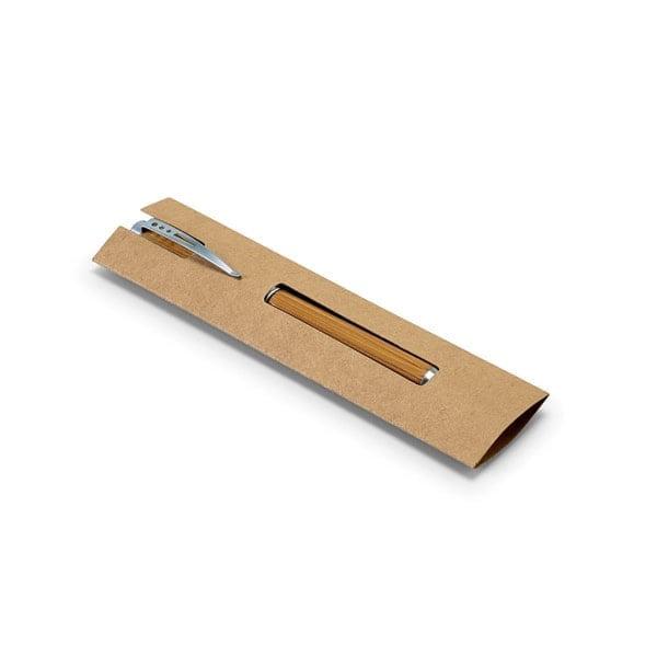 Pisala Pisalo iz bambusa v natur ovitku