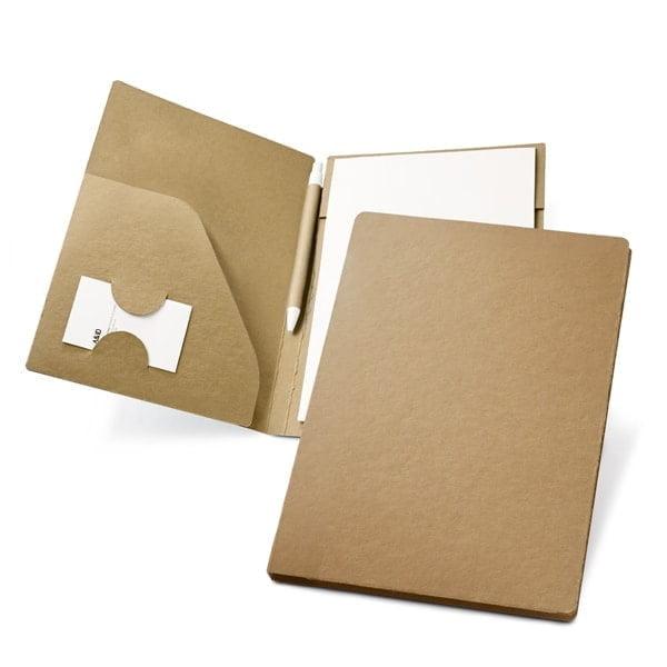 Ekoman Mapa A5 (20 listov iz recikliranega papirja + pisalo)