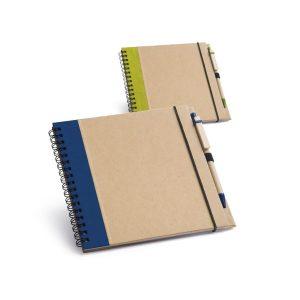 Notesi Večji blok iz papirja z zgornjim odpiranjem
