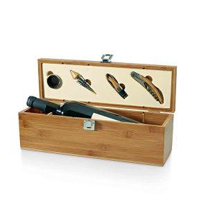 Kuhinja Set za vino v veliki škatli, tudi za shranjevanje steklenice