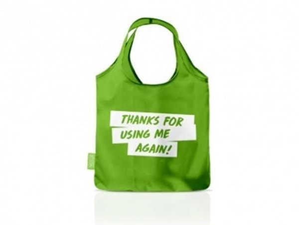All products Bag made from recycled plastic bottles