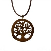 All products Handmade wooden symbols with different themes