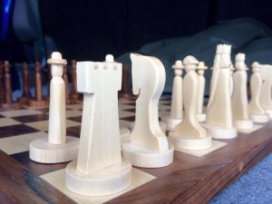 Ethnological Gifts Wooden chess