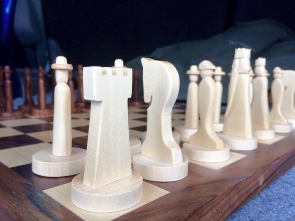 All products Wooden chess