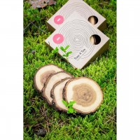 All products Wooden tea coasters