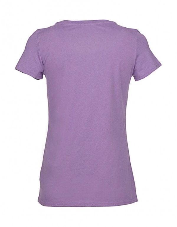 Majice Ženska majica iz eko bombaža