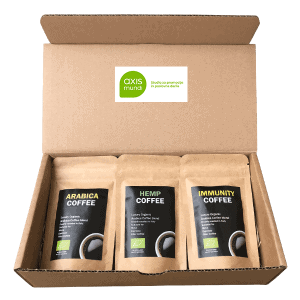Coffee Organic coffee – a gift set