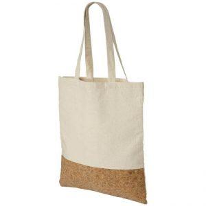 Cork Cory 175 g/m² cotton and cork tote bag