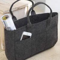 Ekoman Nakupovalna torba iz filca