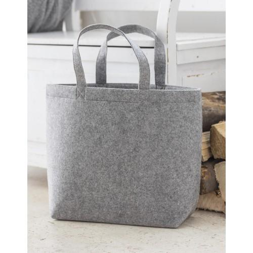 Felt Large felt shopping bag