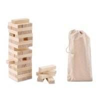 All products Tower game in cotton pouch