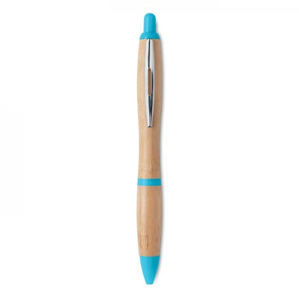All products Ball pen in ABS and bamboo