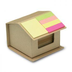 Desktop Recycled carton sticky notes
