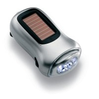 All products Dual powered dynamo torch