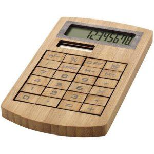 Desktop Eugene wooden calculator
