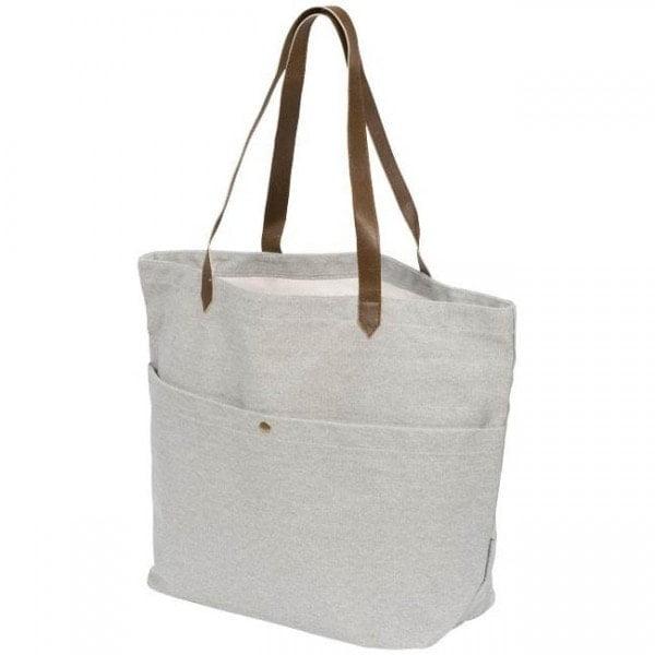 Canvas Harper cotton canvas book tote bag