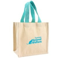 Canvas Green & Good Mini Ludlow Canvas Gift Bag