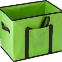 Car material Nonwoven foldable car organizer