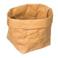 Paper Washable paper bag – L size