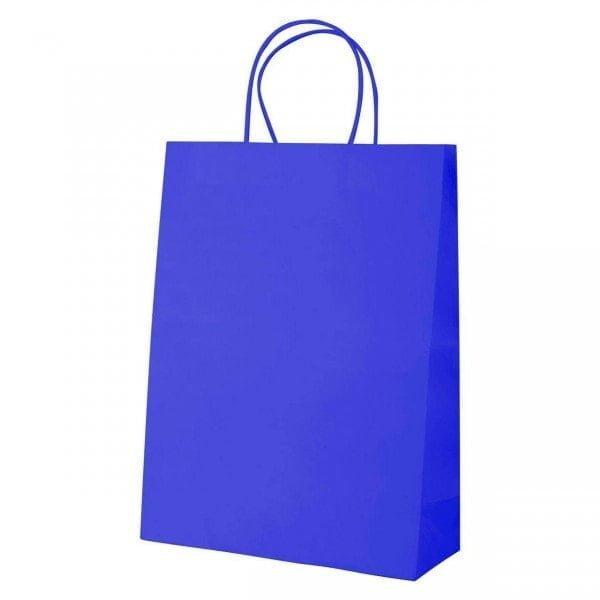 Ekoman Barvna papirnata vrečka – manjša
