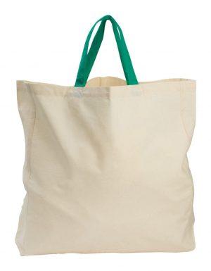 Bombaž Nakupovalna vrečka Aloa