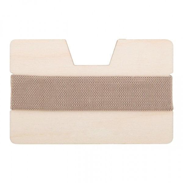 Denarnice in hranilniki Lesena denarnica za kartice