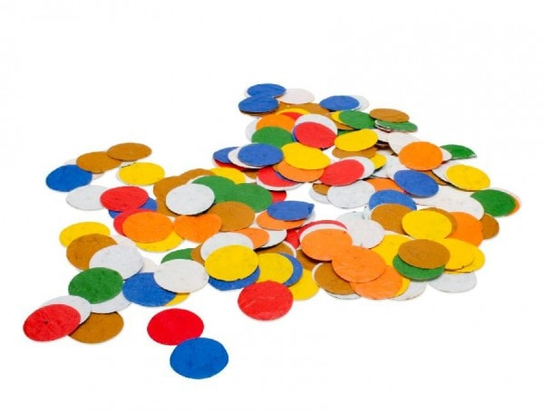 All products Seed paper confetti