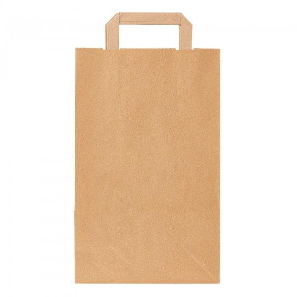 Papir Vrečka iz recikliranega papirja mala