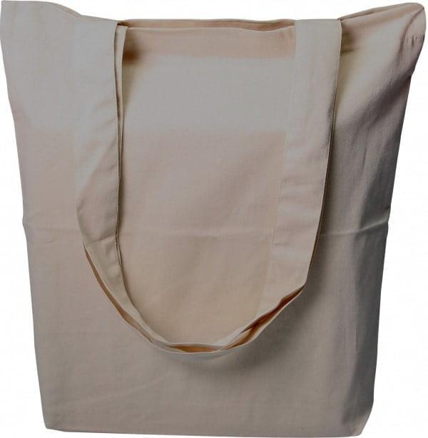 Bombaž Fairtrade barvasta vrečka California – 12 barv!