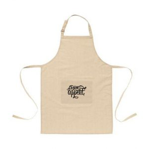 All products Eco apron from organic cotton
