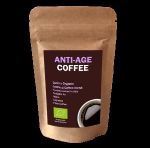 Coffee Bio Anti age coffee – anti aging, 40 g