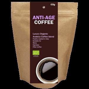 All products Organic Anti age coffee – 125g